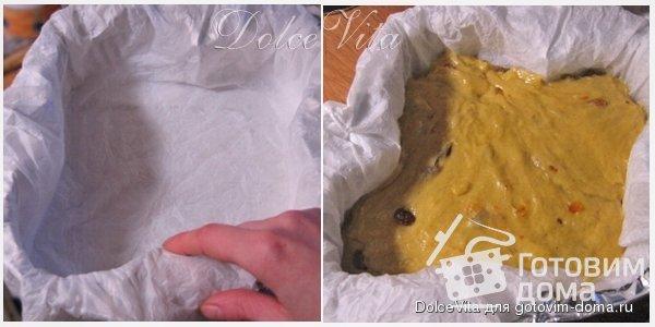Итальянский пасхальный кулич Colomba (на закваске) - пошаговый рецепт с фото на Готовим дома