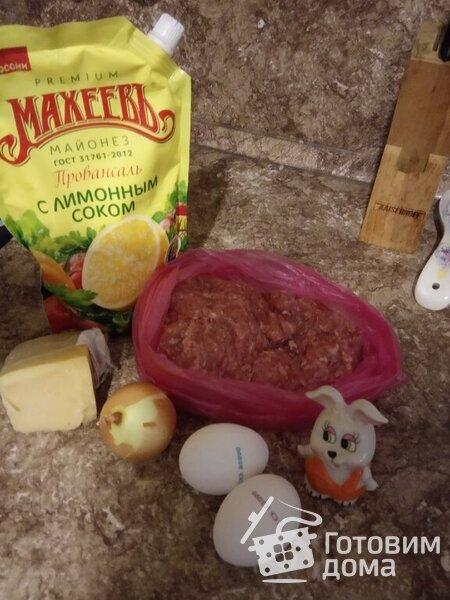 Фаршированные кабачки-кольца фото к рецепту 1