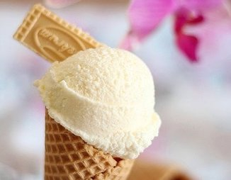 """Итальянское сливочное мороженое """"Fior di Latte"""""""