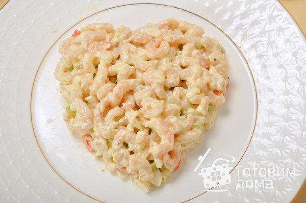 """Салат """"Венера"""" – кулинарный рецепт"""