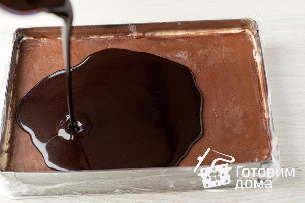 Зеркальная глазурь шоколадная рецепт с пошагово