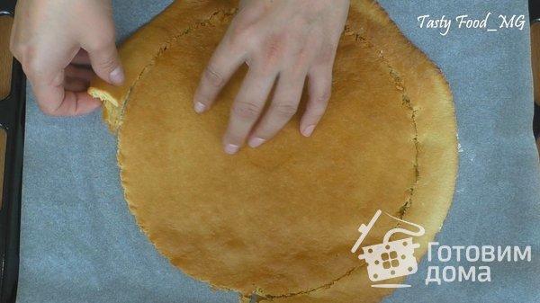 """Торт """"Медовый пух"""", или """"Медовик"""" фото к рецепту 17"""