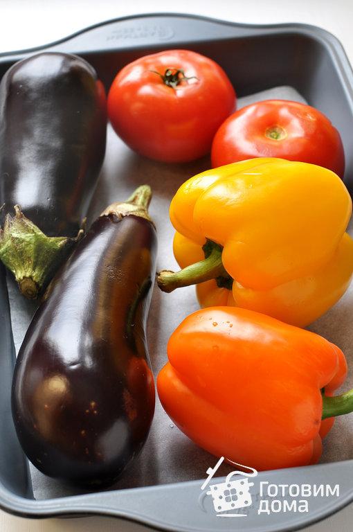 Баклажаны помидоры запечь