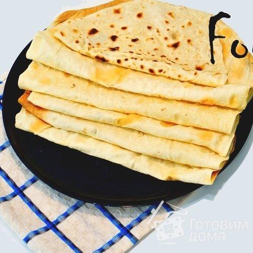 армянский лаваш дома рецепт