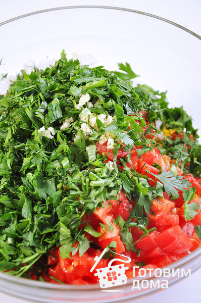 Перец, фаршированный мясной начинкой фото к рецепту 3