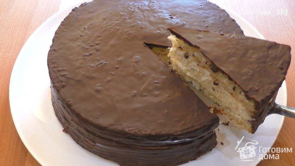 торт чародейка самый лучший рецепт