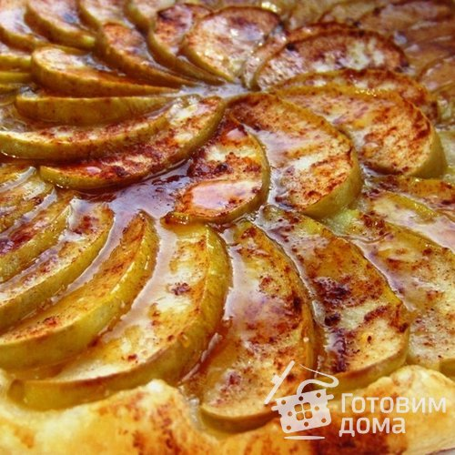 Яблочный пирог готовим дома
