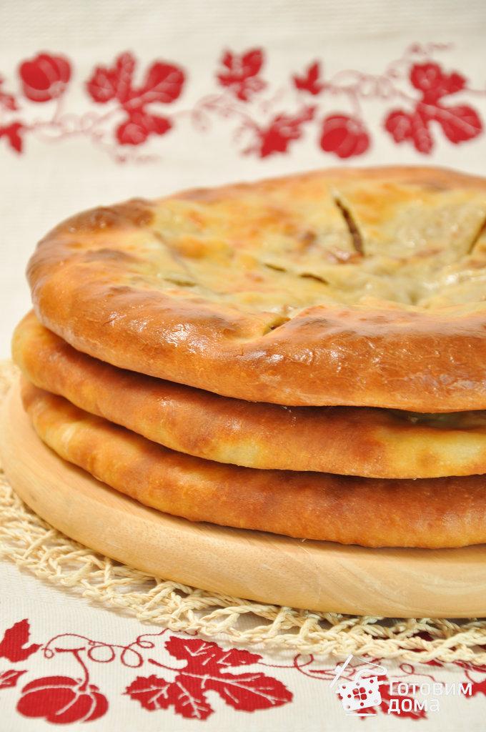 Осетинские пироги готовим дома