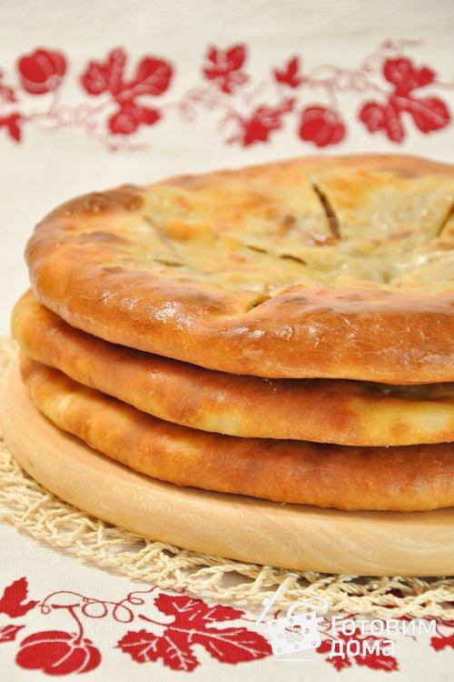 Фыдджын пирог с мясом рецепт