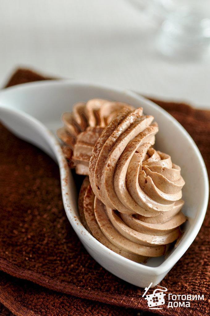 Крем шоколадный рецепт