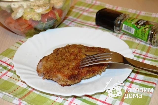 Свиная шейка отбивные рецепт пошагово в 94