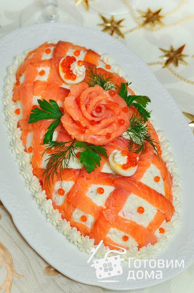 """Салат """"Принцесса"""" – кулинарный рецепт"""